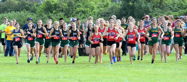 HS Sports - Warrior Invite Cross Country 2019