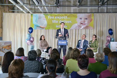 Baby and Me- News Conference
