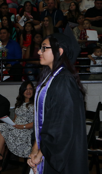 IMPACT Lee College Graduation