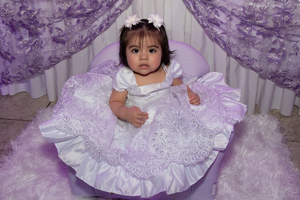 Valeria's 1st Birthday