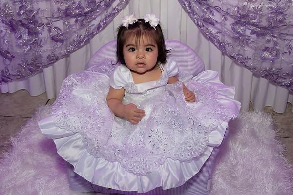 Valeria's 1st Birthday