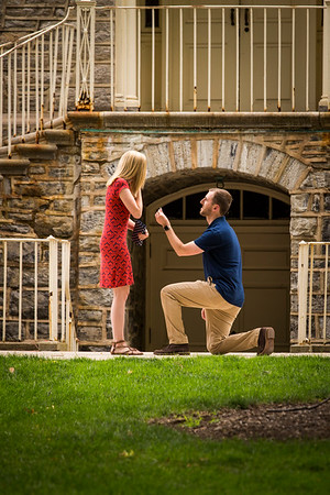 Kelsey and David's Proposal