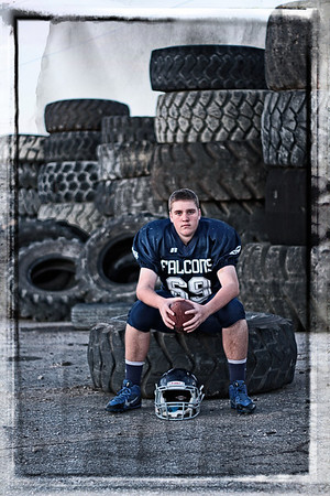 Konnor Football 2013