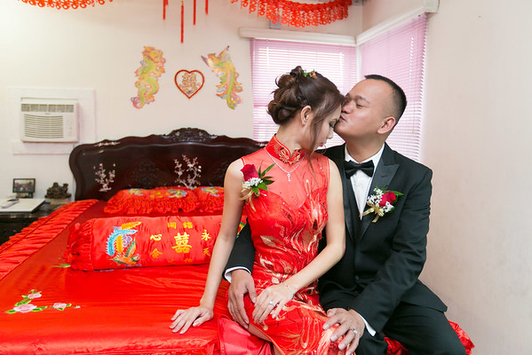 Wedding for Phung & An