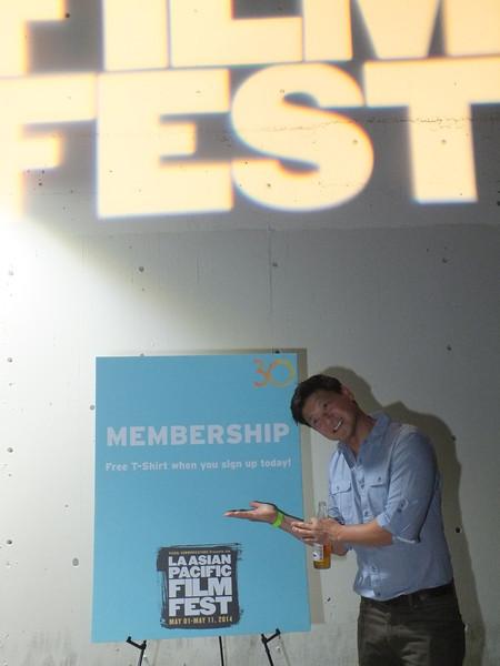 2014 LA Asian Pacific Film Festival