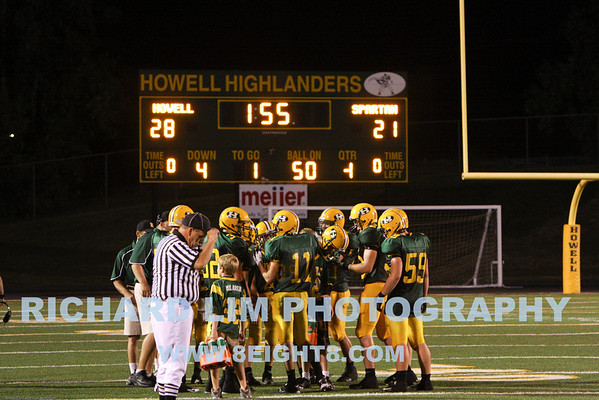 HOWELL HIGH SCHOOL SPORTS