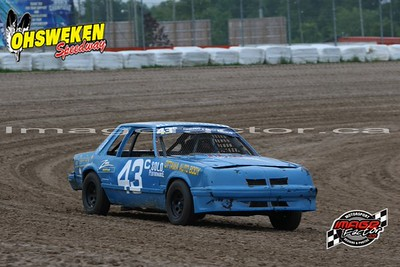 Ohsweken Speedway- July 17th