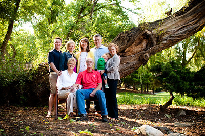 Mike & Sarah's Family Portraits