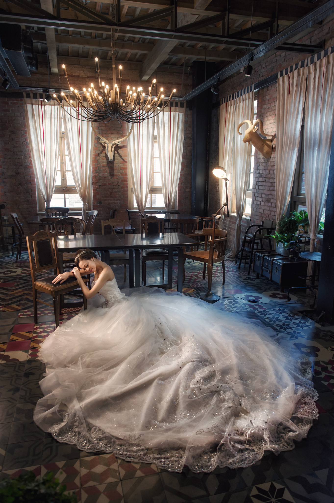 東法風格婚紗, EW, 巴黎婚紗, 自助婚紗, 自主婚紗, 台北婚攝, 台灣攝影師, Donfer