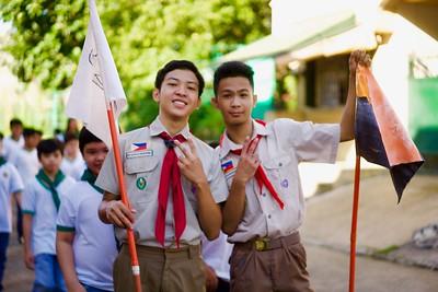 Scouting Opening Parade 2019