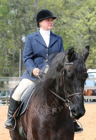 Longview Saddle Club DARE Show