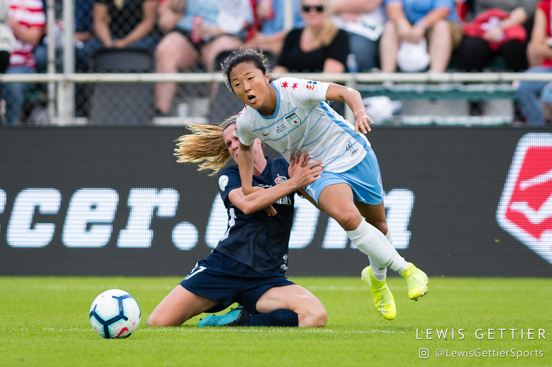 2019 NWSL Championship Game - NC Courage vs Chicago Red Stars