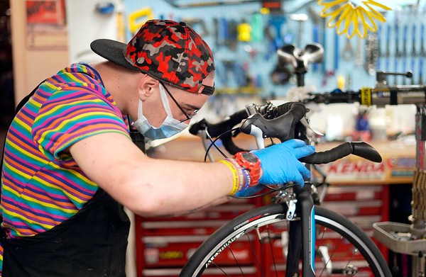 Bike Repair is essential - 042720