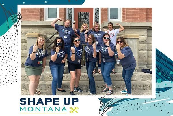 Shape Up Montana Virtual Booth