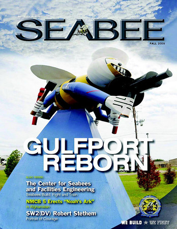 Seabee Magazine - Fall 2009