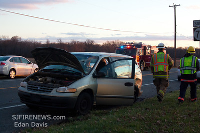 12-28-2011, MVC, Upper Pittsgrove Twp. Salem County, Rt. 77 and Glassboro Rd.