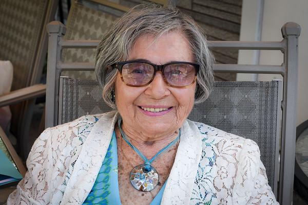 Pauline's 90th Birthday July 2017
