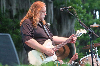 Govt. Mule ~ Wanee 2012 ~ Live Oak, FL