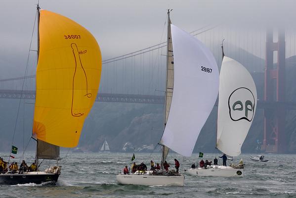2008 Rolex Big Boat Series - San Francisco