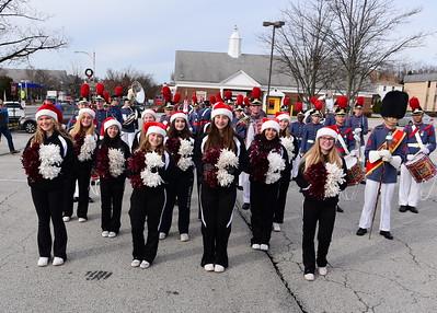 Wayne Santa Parade