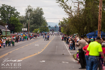 Yelm Prairie Days Parade 2013