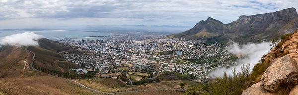 Cape Town - The Lion's Head 2020