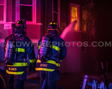 Lawrence, MA 2nd Alarm - 45 Forest St. - 2/12/19