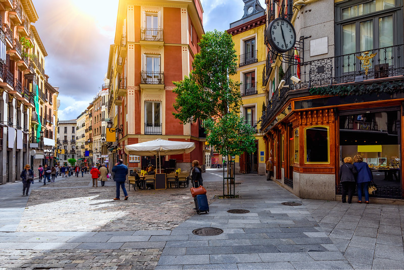 3 Days in Madrid Itinerary