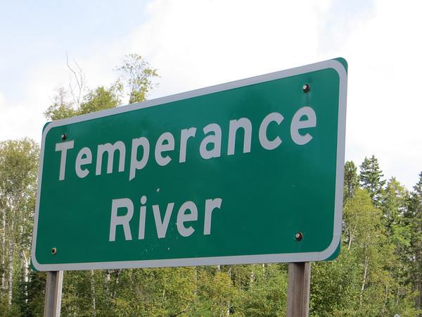Temperance River Gorge