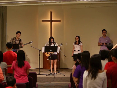 Joint fellowship with North East Taiwan Church 07-22-2011