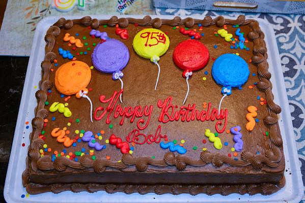 Uncle Bob's 95th Birthday