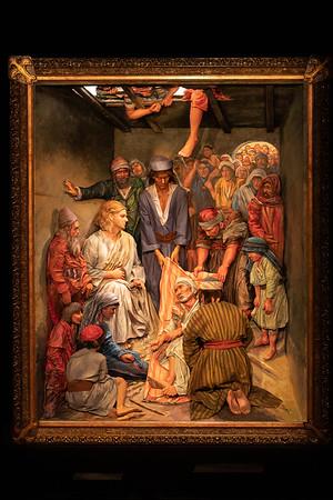 Jesus Heals the Paralytic