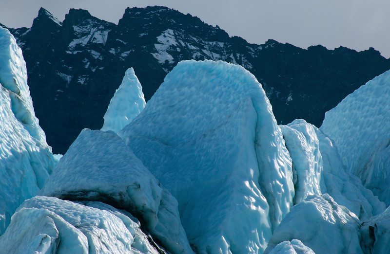 Alaska--Matanuska Ice Climbing