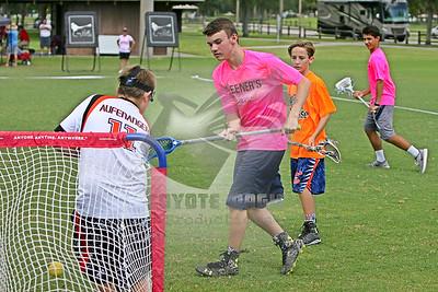 7/15/2017 - Speed Lacrosse - South County Regional Park, Boca Raton, FL