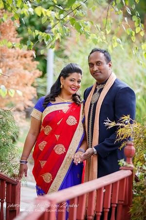 Sunitha & Sandeep