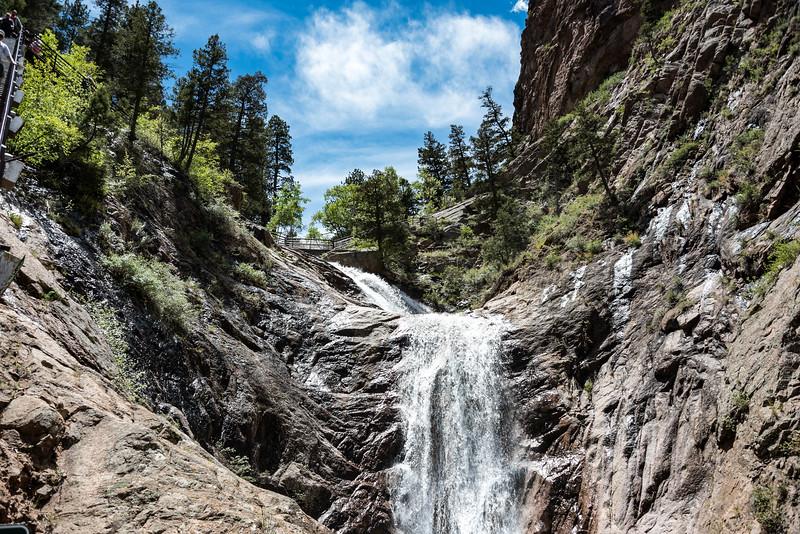 7 Falls, Colorado