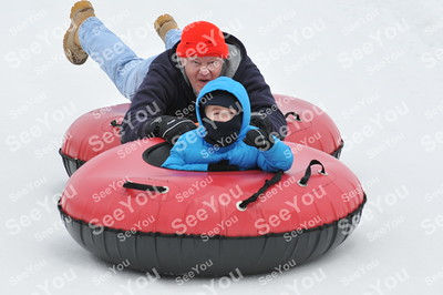Snow Tubing 3-17-13 1pm-3pm Session