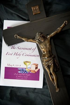 2019 1st Holy Communion
