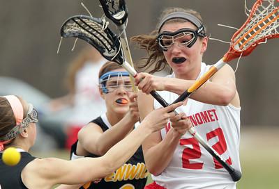 Masco vs Bishop Fenwick Girl's Lacrosse