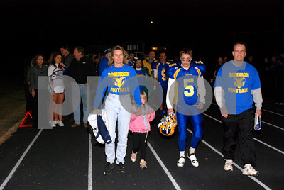 2009 Seniors- Band and Athletes