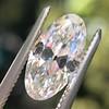 1.64ct Antique Moval Cut Diamond GIA G VS1 16