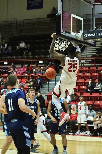 GWU Men's Basketball vs. Bob Jones University
