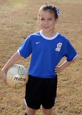 BYSA Soccer Spring 2014