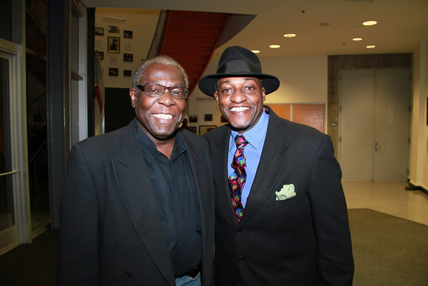 An Evening Of Reflections And Performances In Tribute To Israel T.Hicks Jr. Co-Founder Ebony Repertory Theatre 10-4-2010