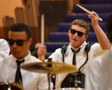Indoor Percussion at Roxbury 030715