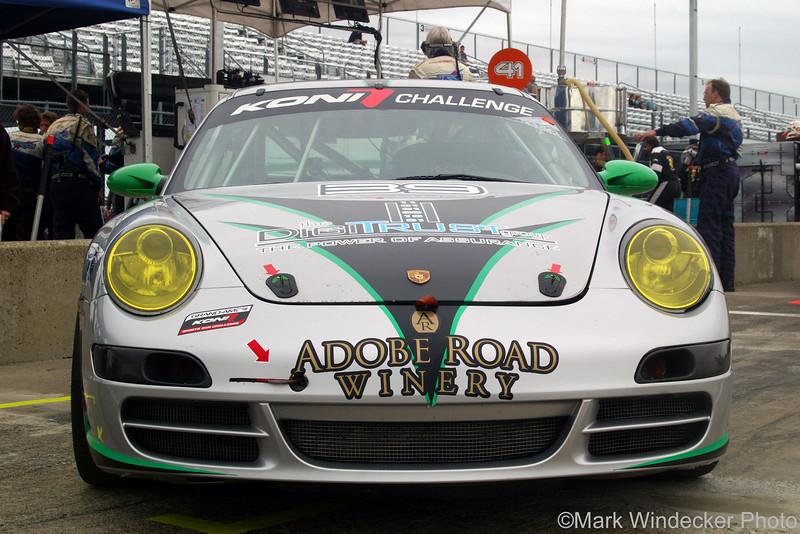 TRG Porsche 997