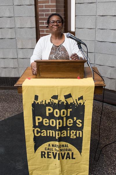 Rhode Island Poor People's Campaign