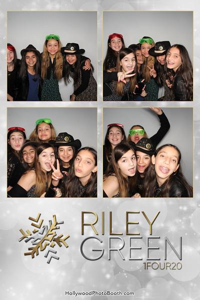 Riley's Bat Mitzvah