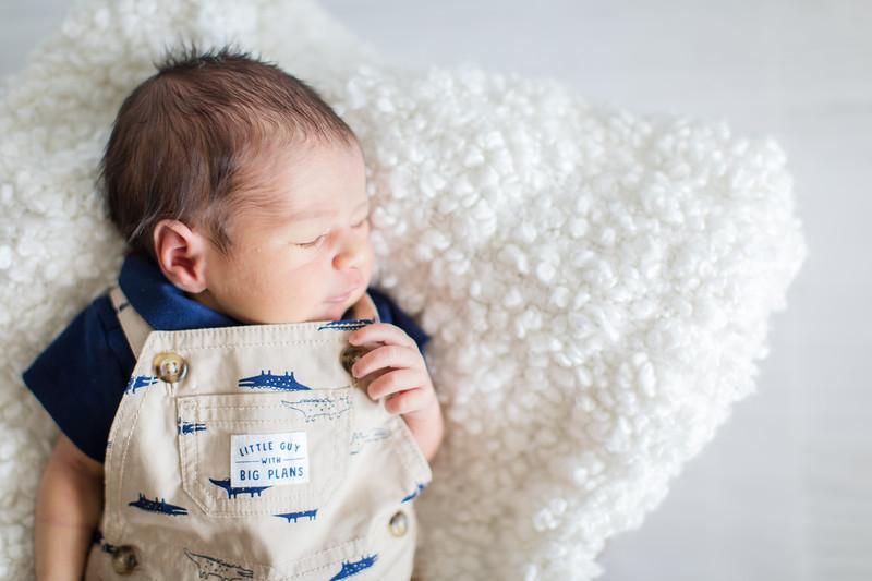 Baby Henry Bland