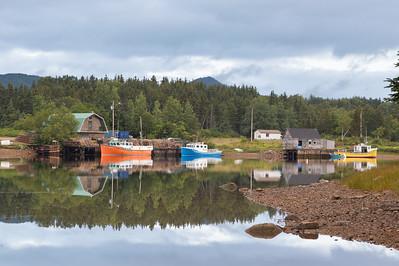 Nova Scotia ~ Cape Breton Isle